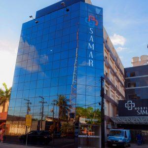 Hospital Samar em Porto Velho